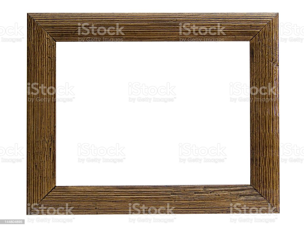Isolated Frame stock photo