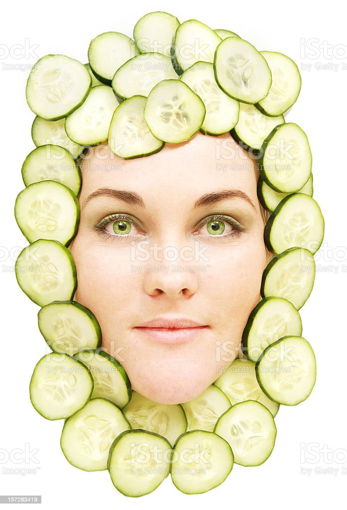 Isolated Mask stock photo