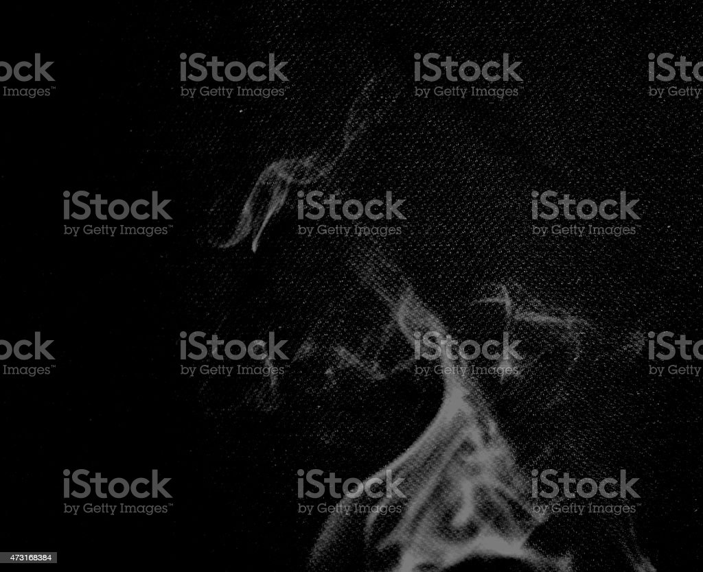 isolated picture captured smoke,, background stock photo