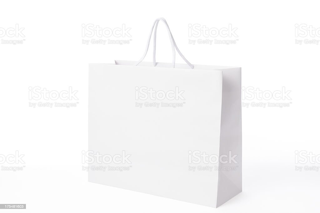 Blank Shopping Bag Pictures, Images and Stock Photos - iStock