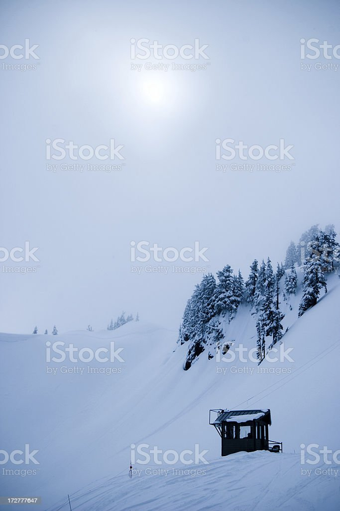 Isolation royalty-free stock photo