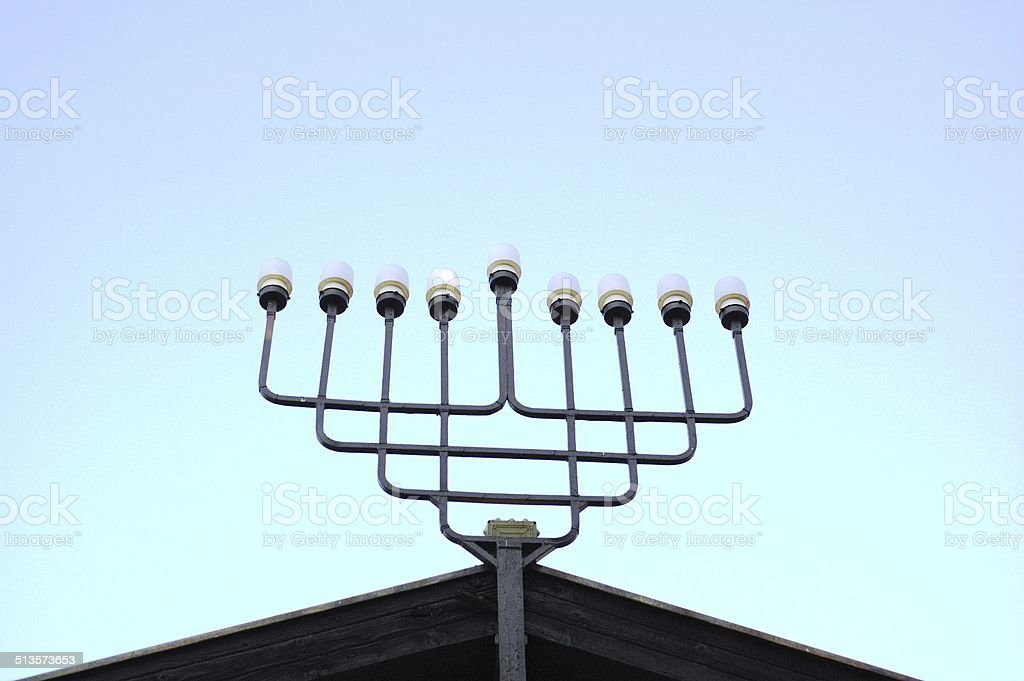 Israel Jewish synagogue stock photo