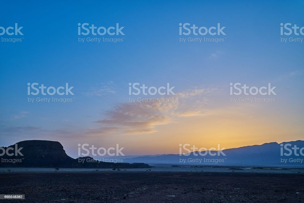 Israel - Timnapark stock photo