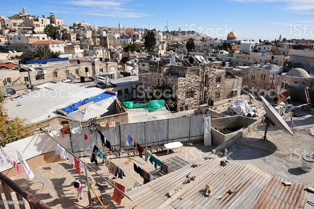 Israel Travel Photos - Jerusalem stock photo