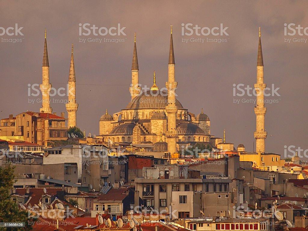 Istambul stock photo