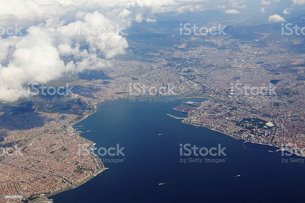 Istanbul Aerial stock photo