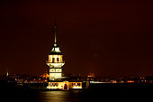 istanbul and her tower