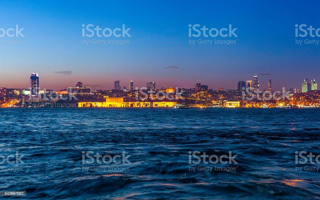 Istanbul stock photo
