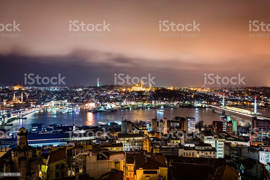 Istanbul  photo libre de droits