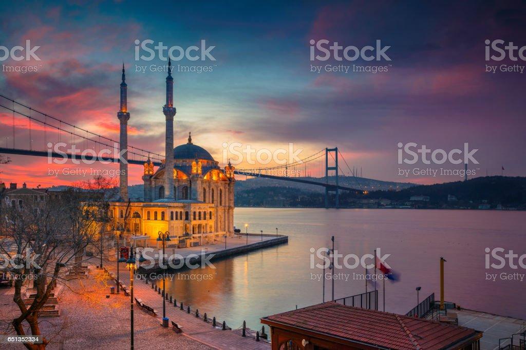 Istanbul. stock photo