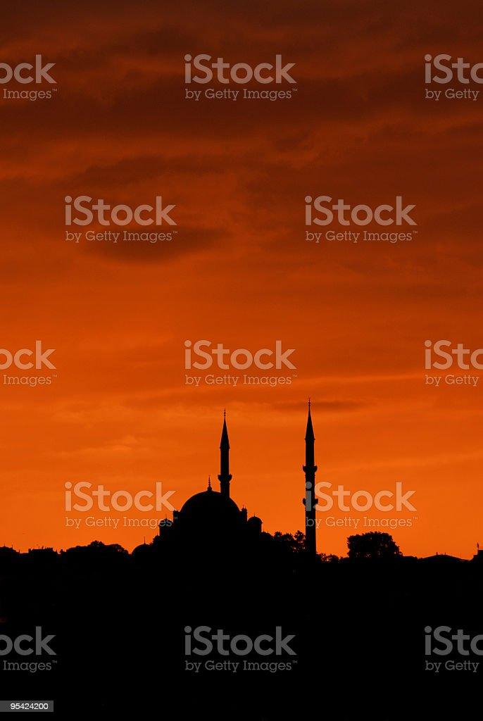 istanbul royalty-free stock photo