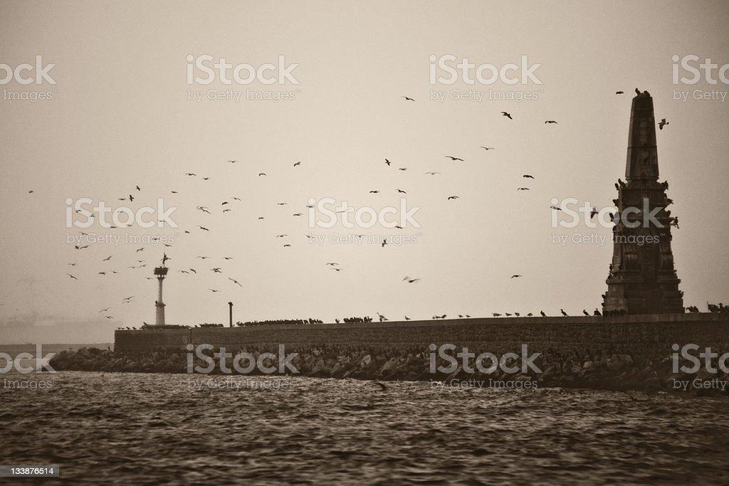 istanbul scene stock photo