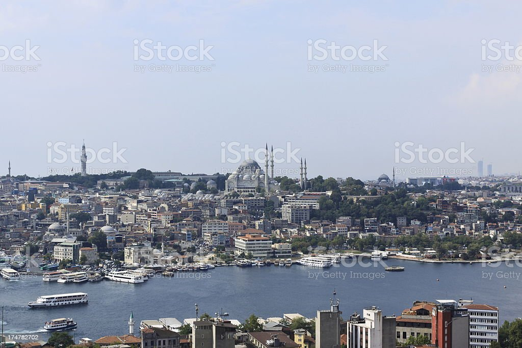 Istanbul. Turkey royalty-free stock photo