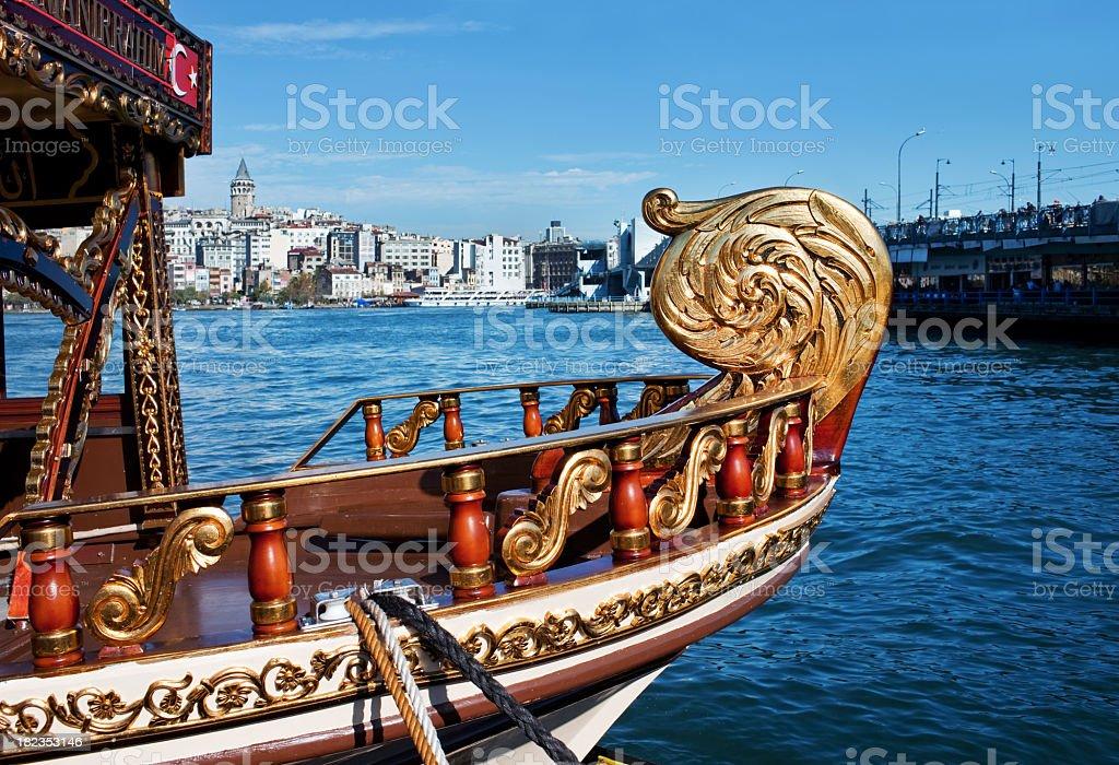 Istanbul, Turkey royalty-free stock photo
