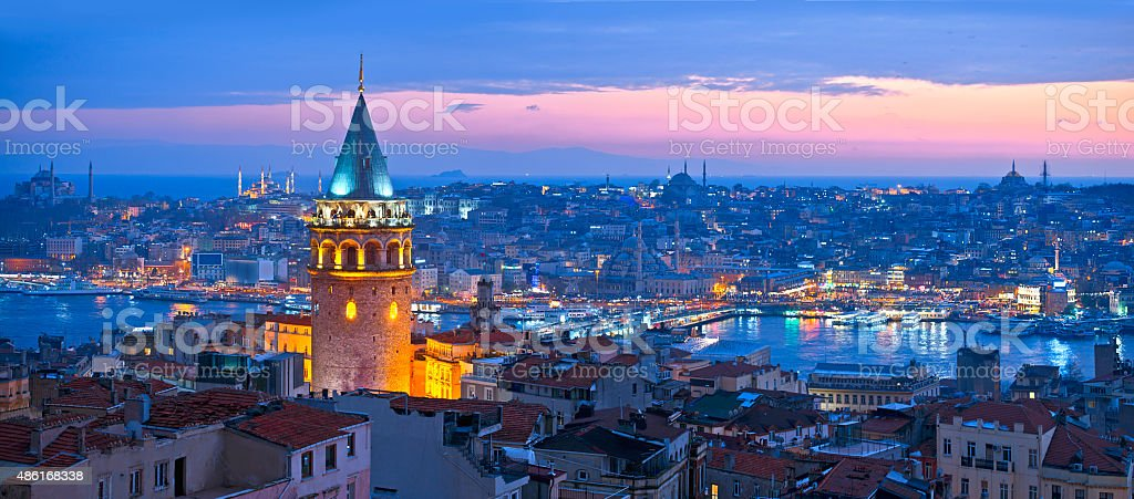 istanbul Turkey stock photo