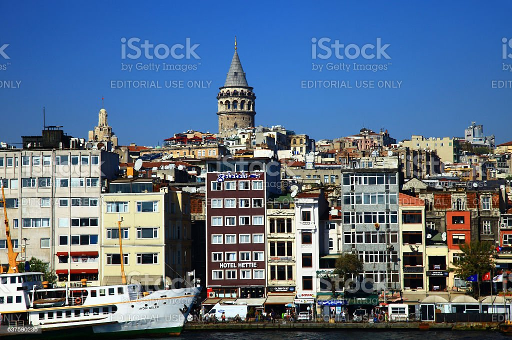 Istanbul. Turkey. stock photo