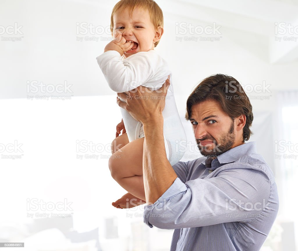 It can be a dirty job sometimes... stock photo
