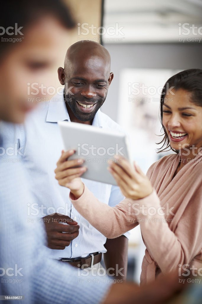 It has some great features royalty-free stock photo