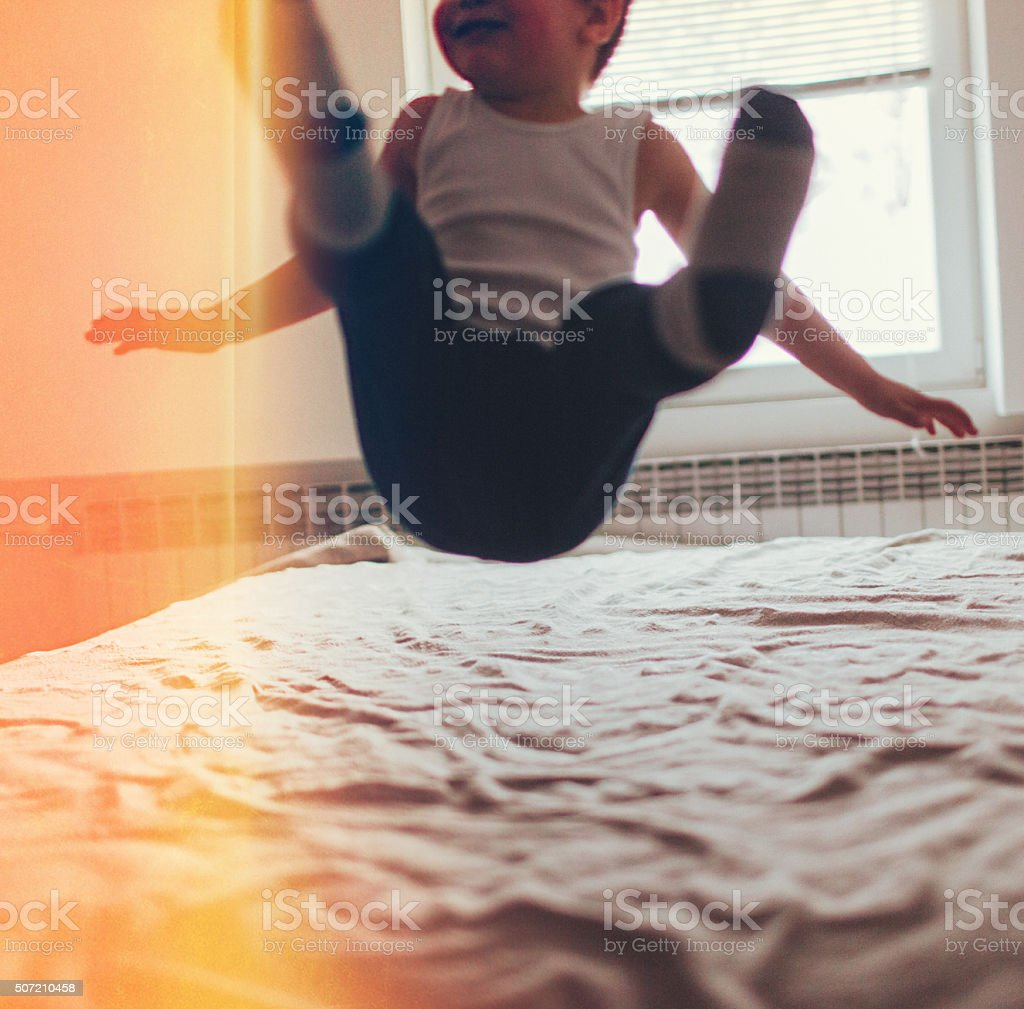 It is all fun and games stock photo