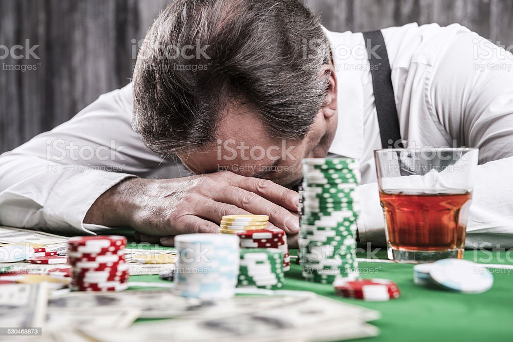 It is not my day. stock photo