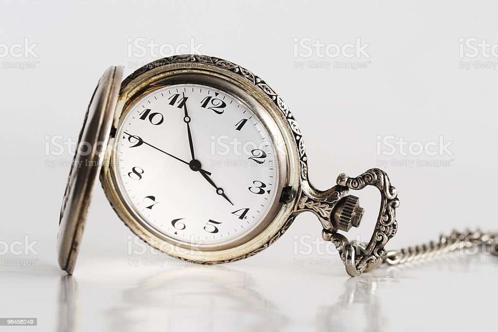 It is time stock photo