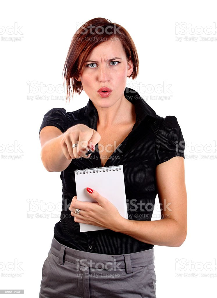 it is you to blame stock photo