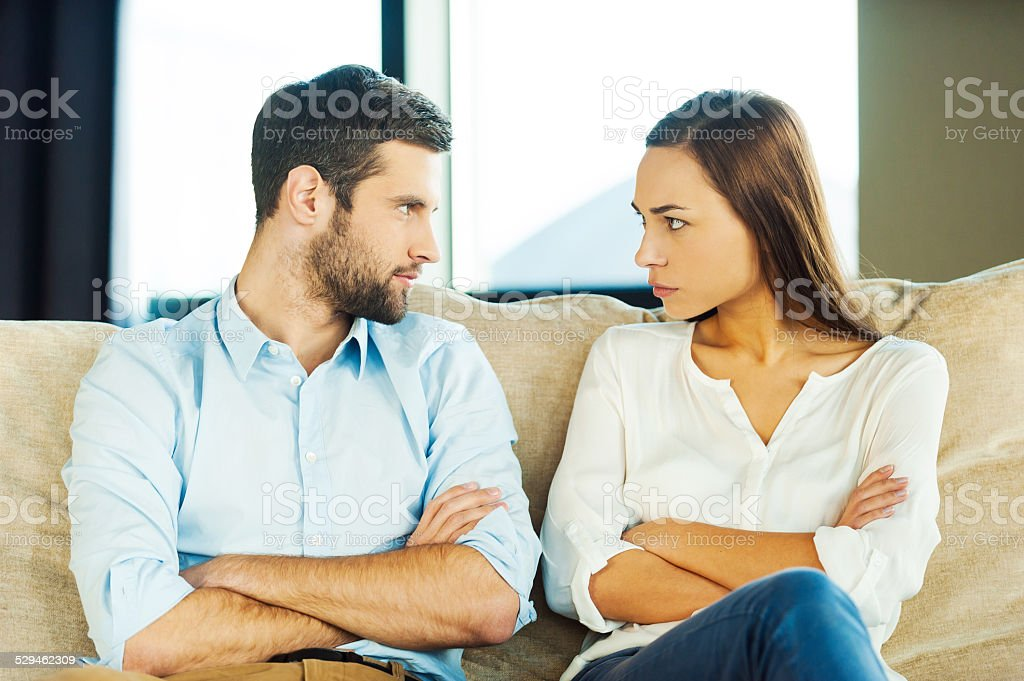 It is your fault! stock photo