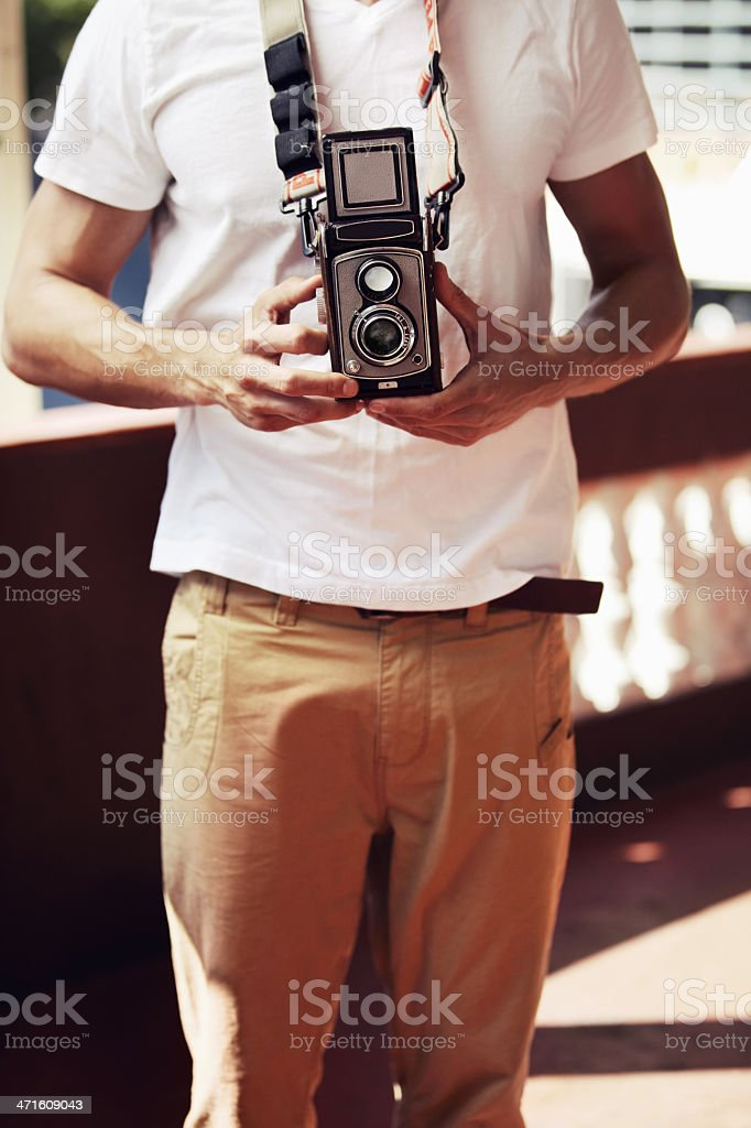 It may be vintage, but classics never get old royalty-free stock photo