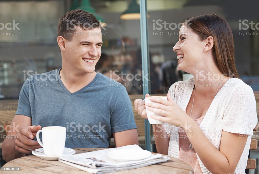 It must be love stock photo