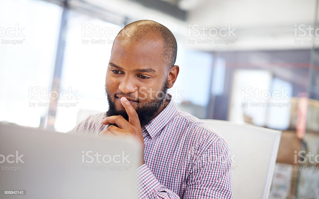It takes hard work to make a startup a success stock photo