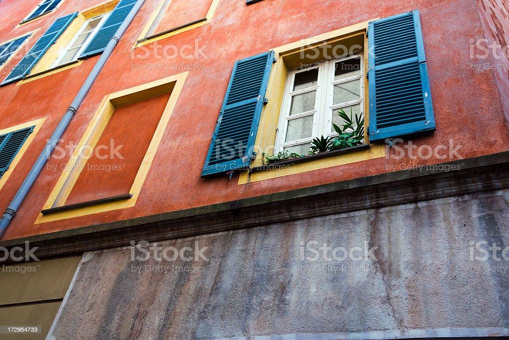 Italian Apartment stock photo