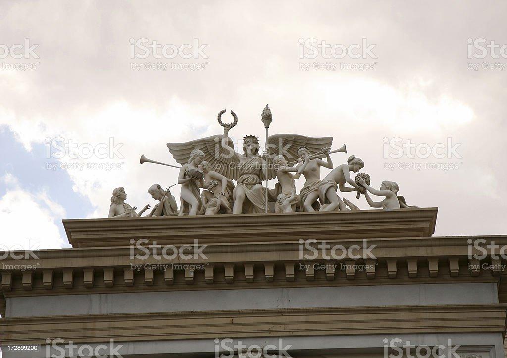 italian art royalty-free stock photo