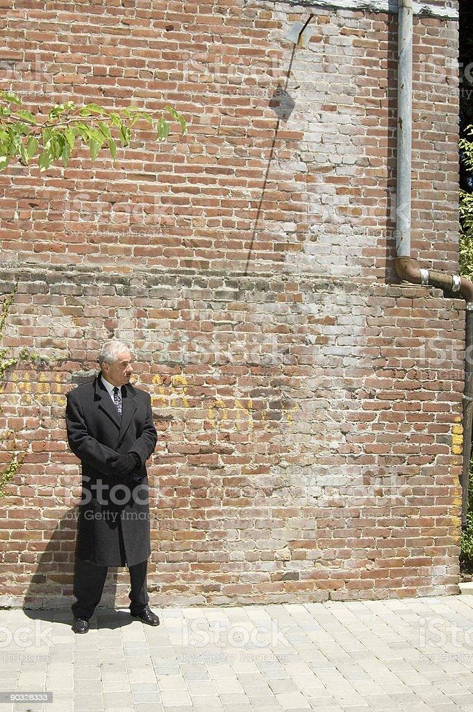 Italian Business royalty-free stock photo