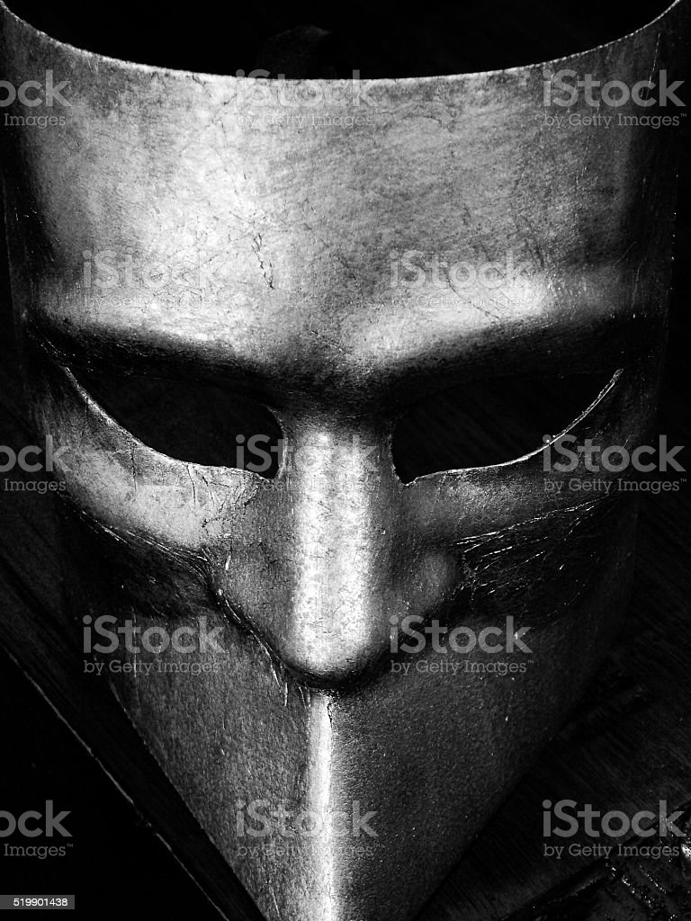 italian carnival mask stock photo