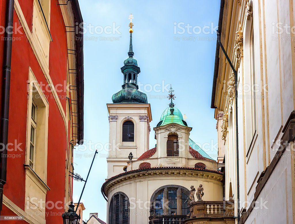 Italian Chapel of the Assumption of Our Lady stock photo
