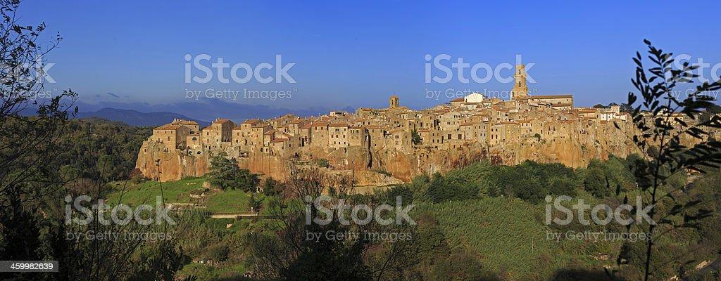 Italian City stock photo