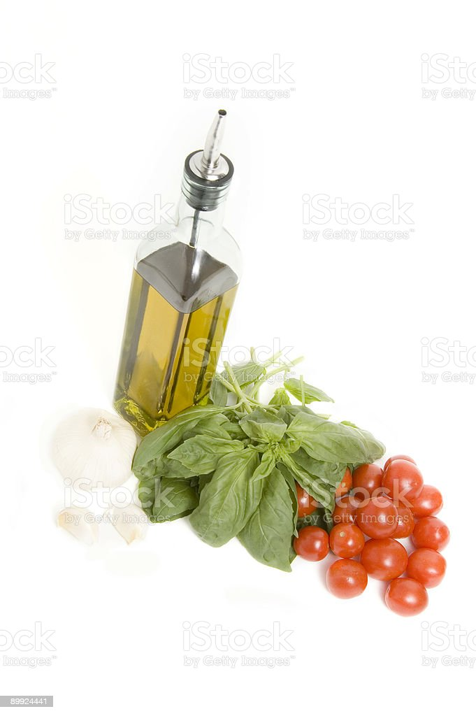 Italian Cooking royalty-free stock photo