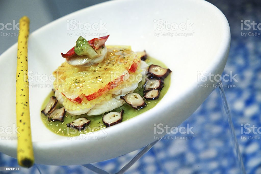 italian cuisine royalty-free stock photo