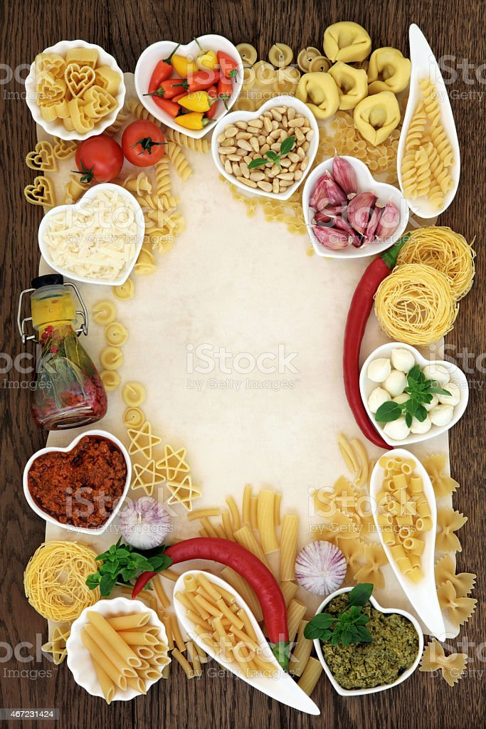 Italian Cuisine stock photo