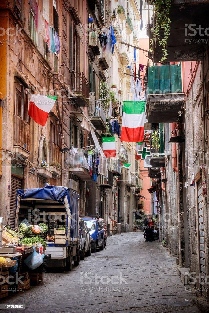 Italian Culture stock photo