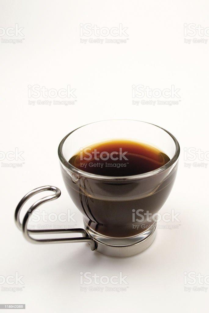 Italian espresso royalty-free stock photo