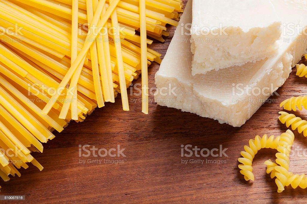 italian food cooking pasta still life stock photo