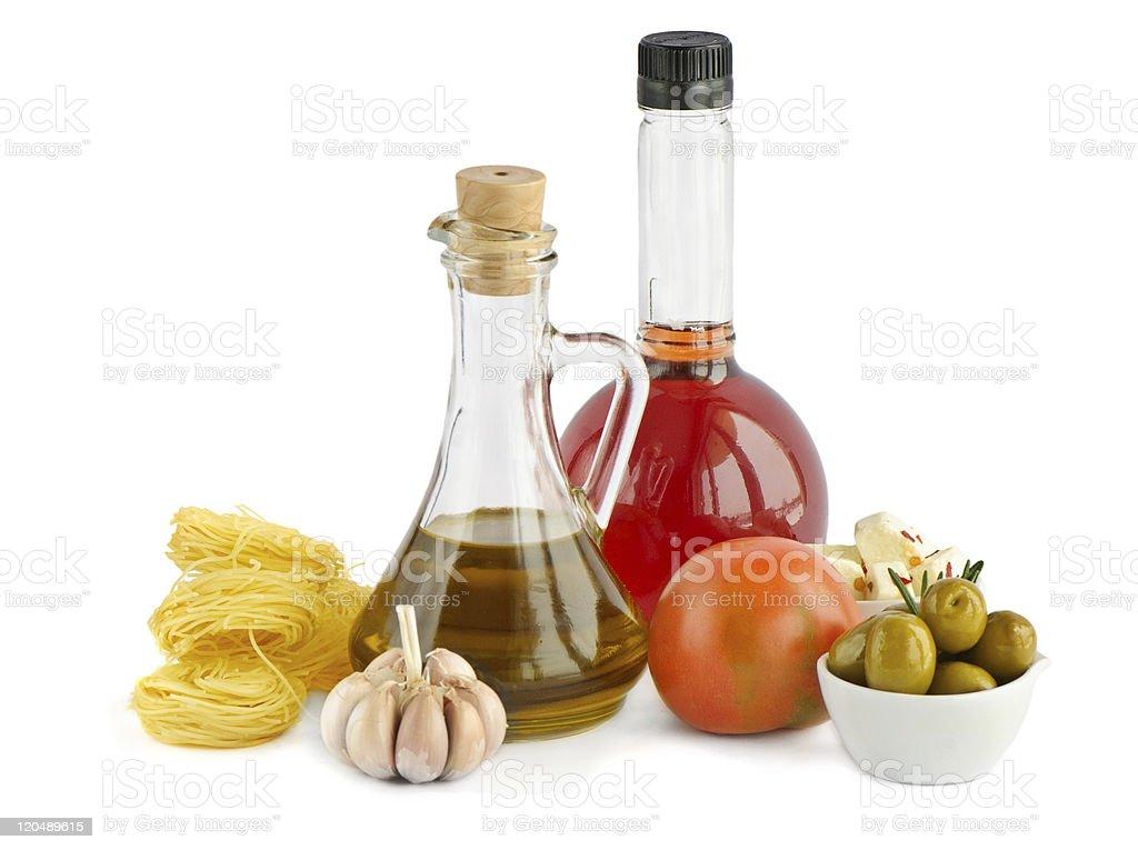 Italian food royalty-free stock photo