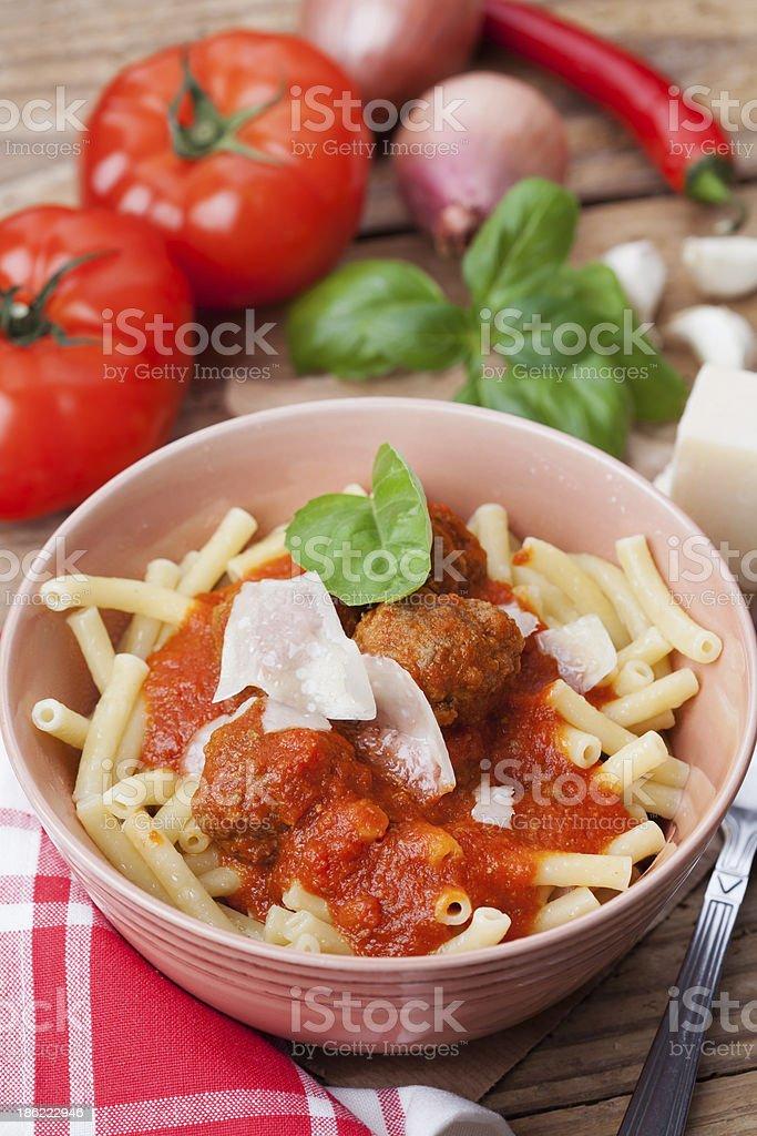 Comida italiana foto royalty-free