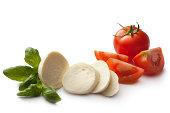 Italian Ingredients: Caprese Salad