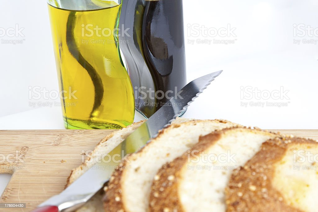 Italian Kitchen royalty-free stock photo