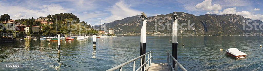 Italian Lake District. royalty-free stock photo