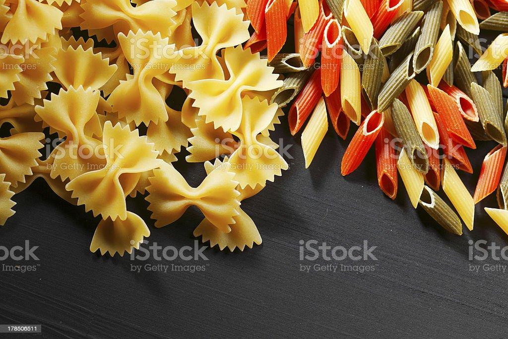 Italian pasta royalty-free stock photo