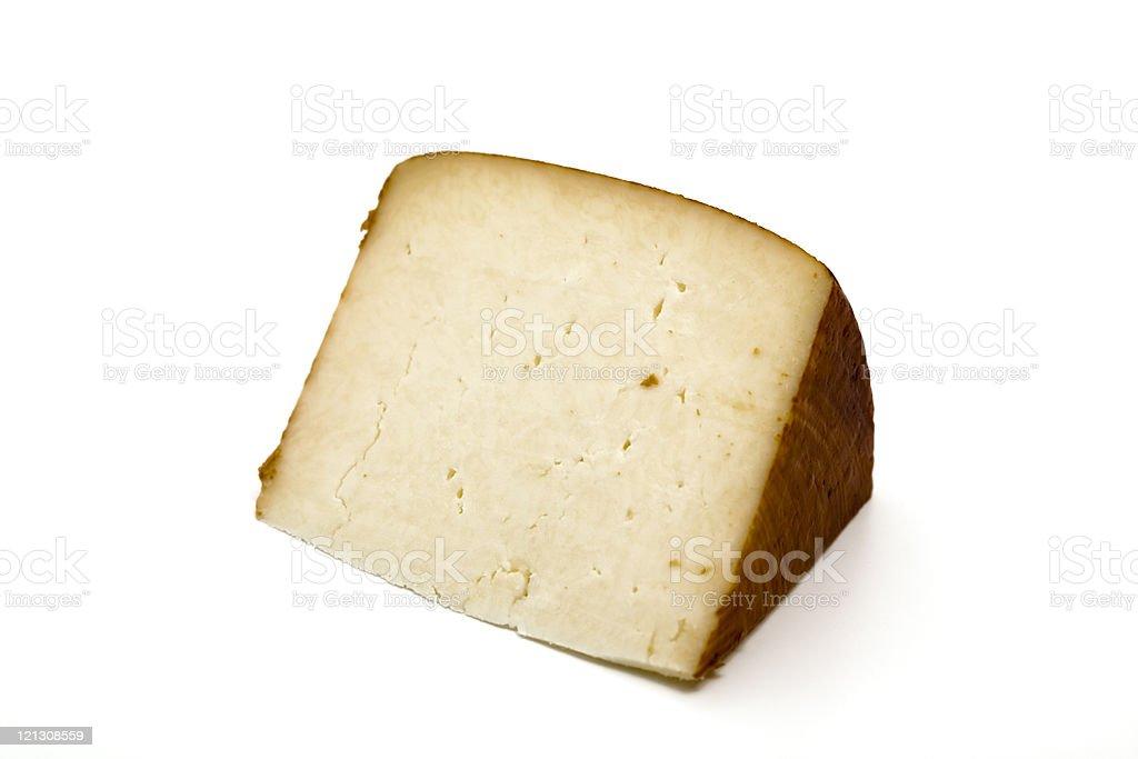 italian pecorino cheese royalty-free stock photo