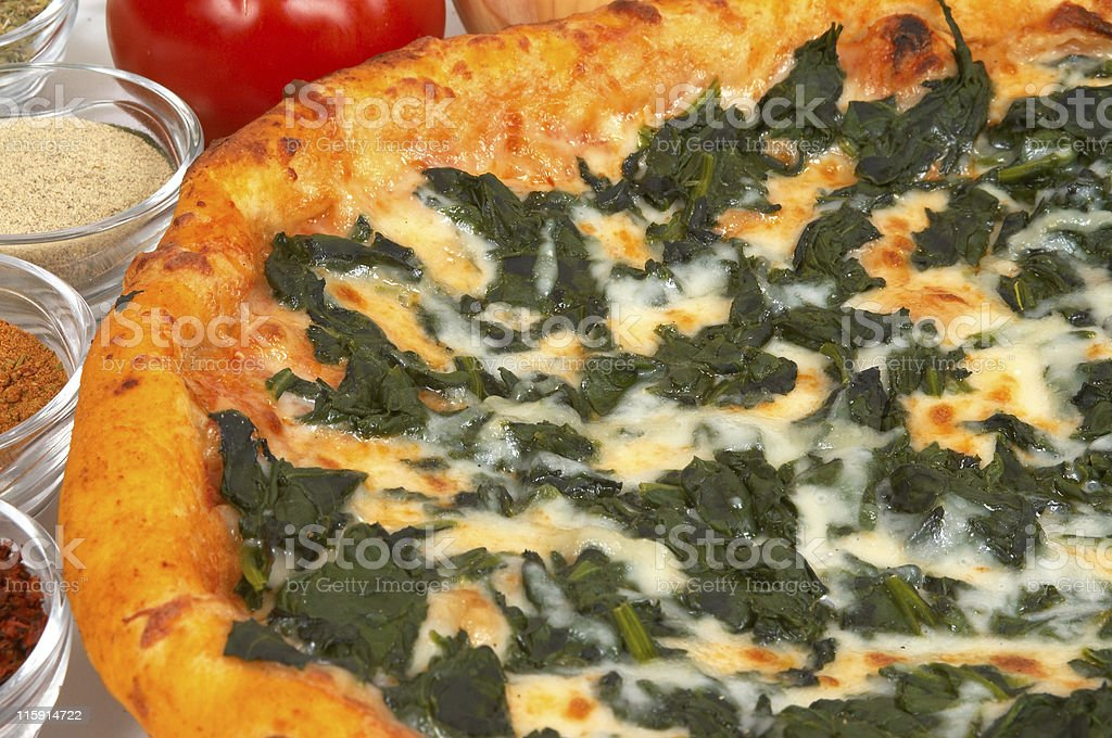 italian pizza royalty-free stock photo